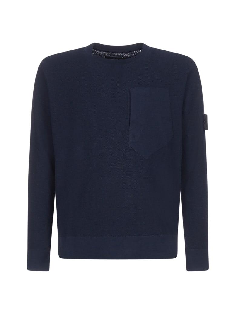 Stone Island Shadow Project Sweater - Bleu