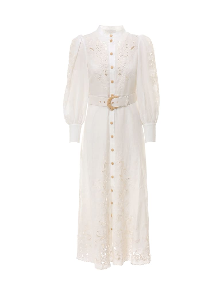 Zimmermann Dress - Beige