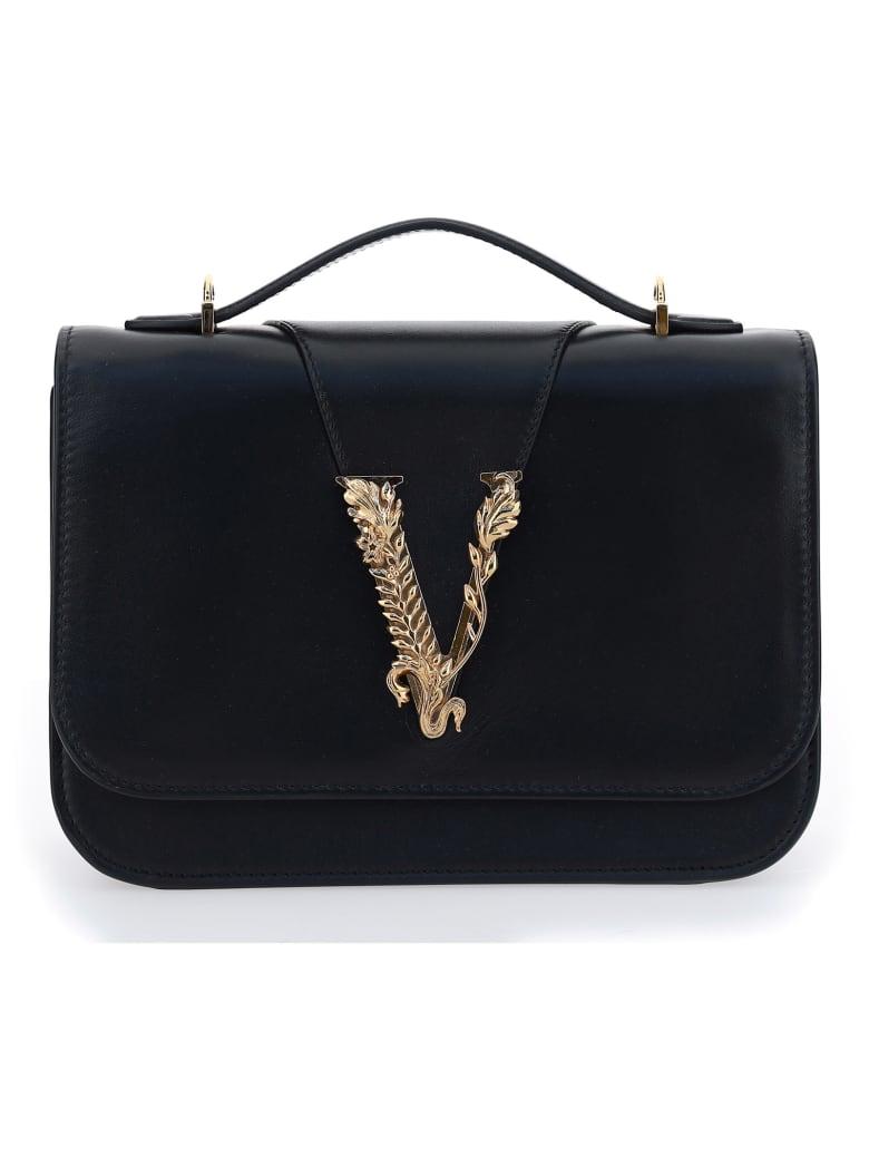 Versace  Handbag - Nero-oro tribute
