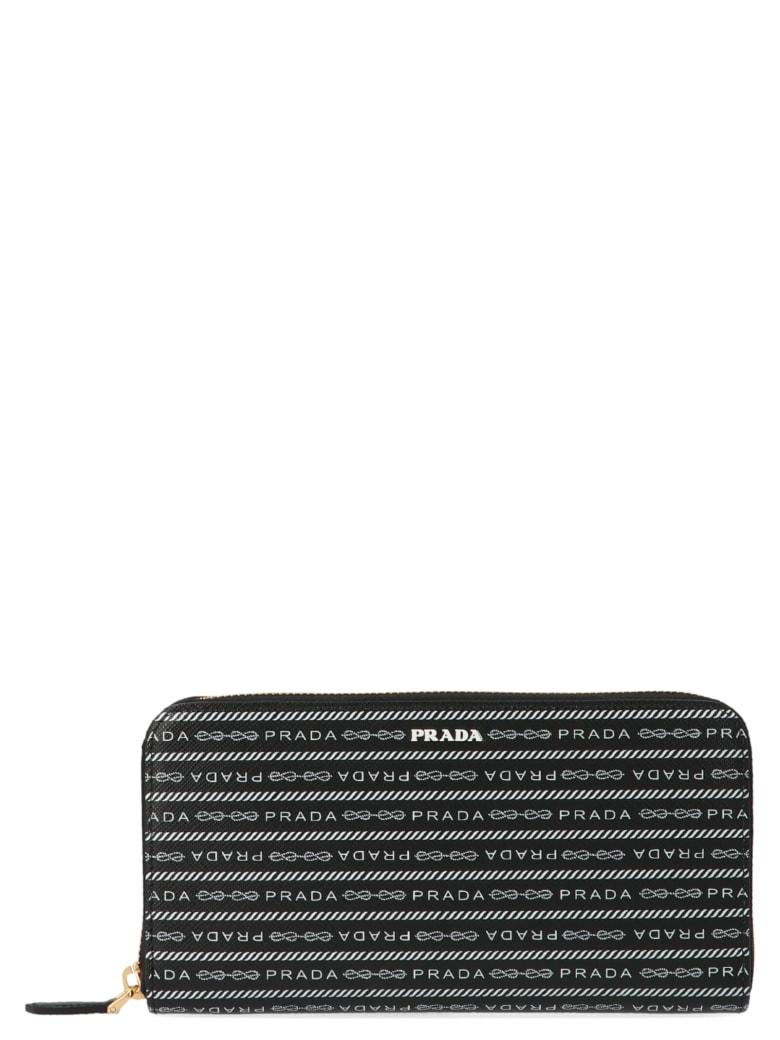 Prada Wallet - Black
