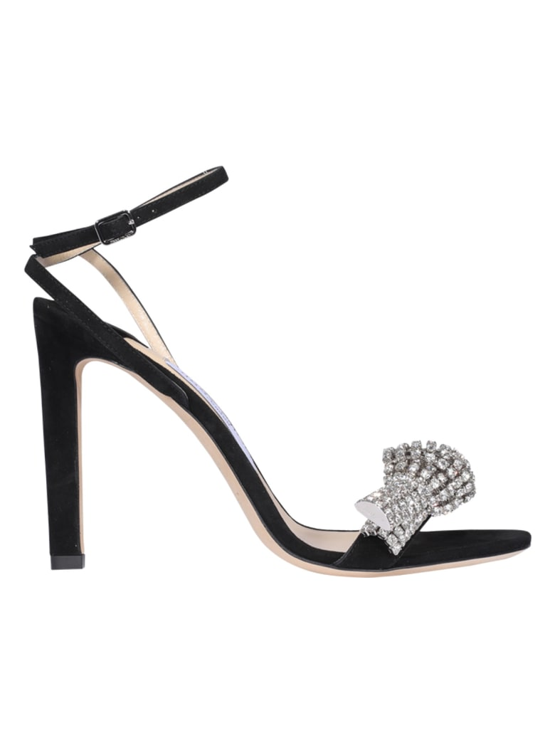 Jimmy Choo Thyra Sandals - Nero