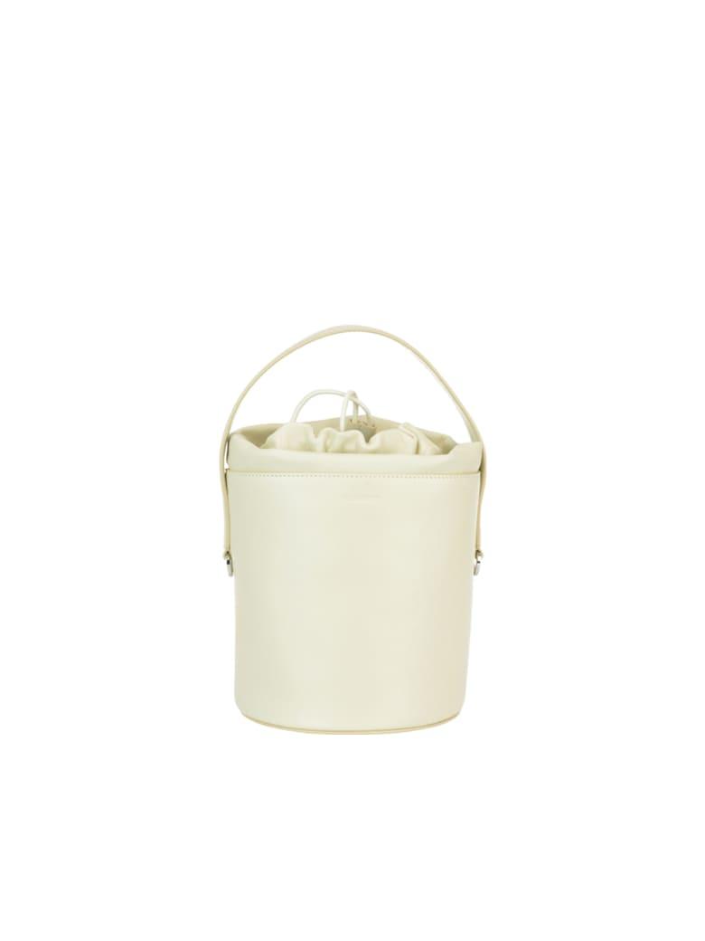 Jil Sander Soft Drawket Small Bag - Light/pastel pink