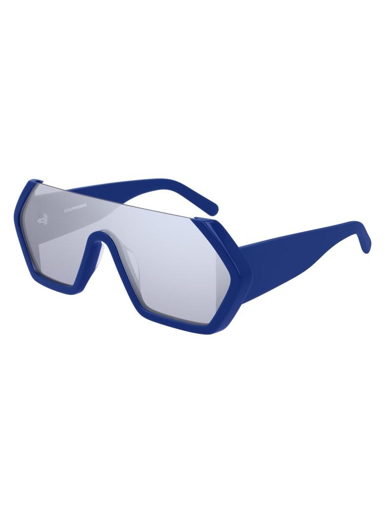 Courrèges CL1909 Sunglasses - Blue Blue Light Blue