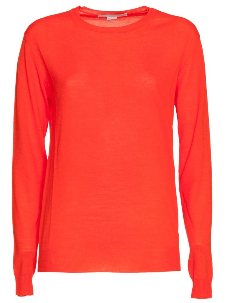 Stella McCartney Red Sweater - ROSSO