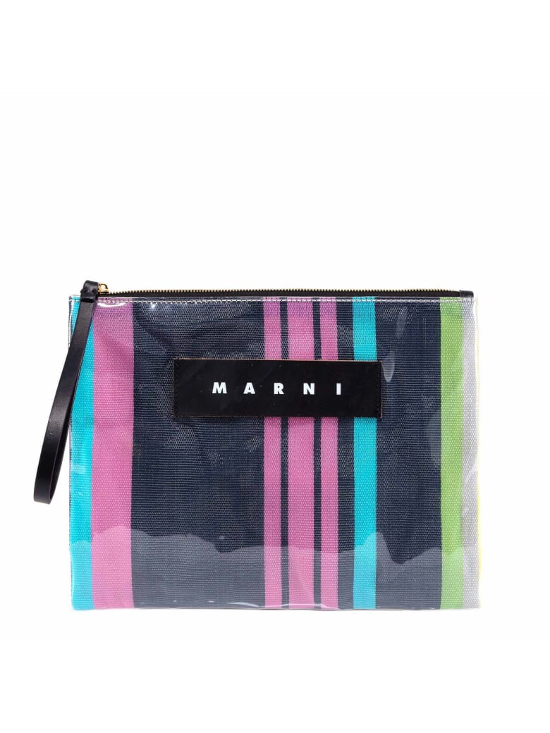 Marni Clutch - Pink