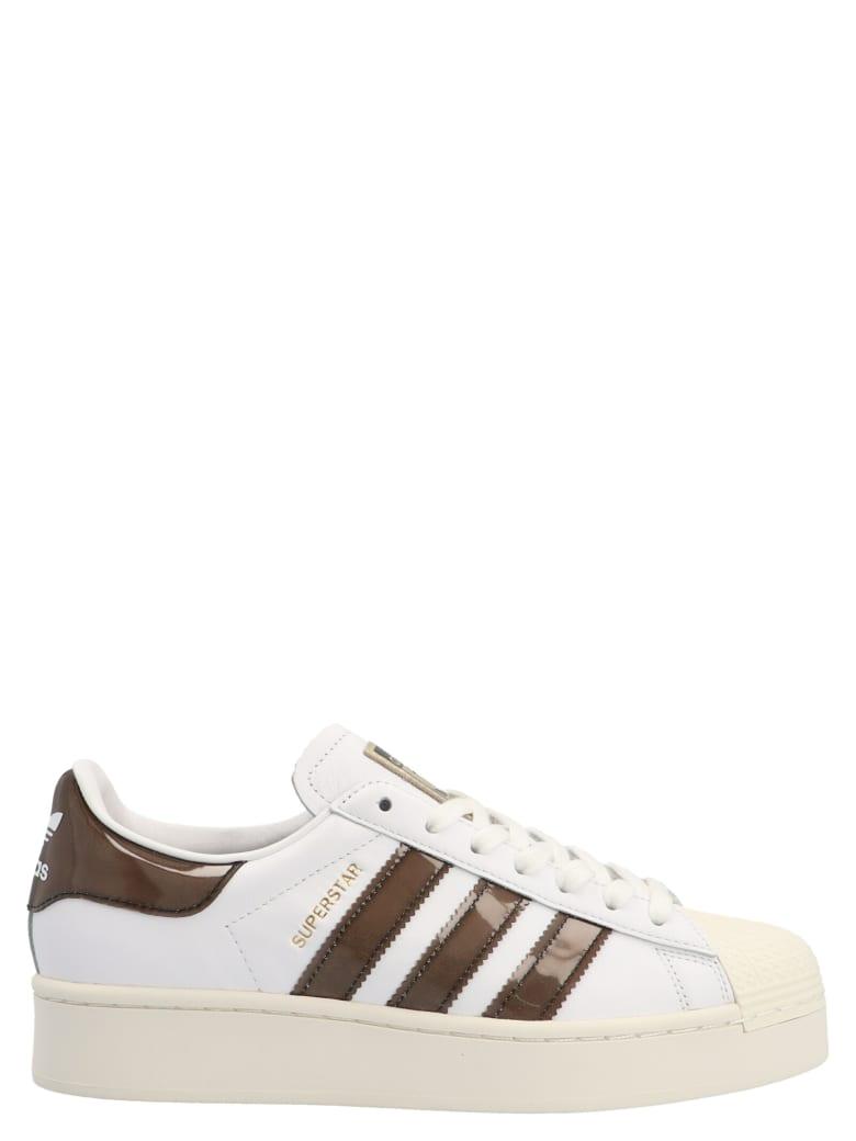 Adidas Originals 'superstar Bold' Shoes - White