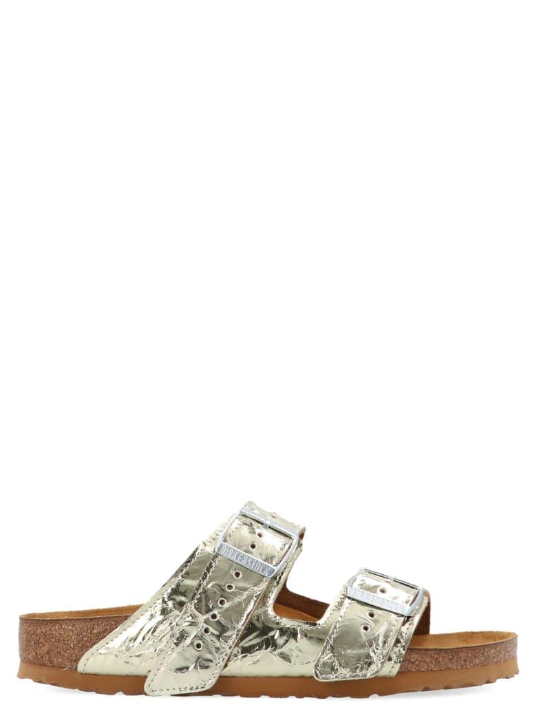 Rick Owens 'arizona' Shoes - Gold