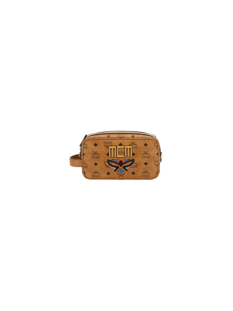 MCM Shoulder Bag - Cognac