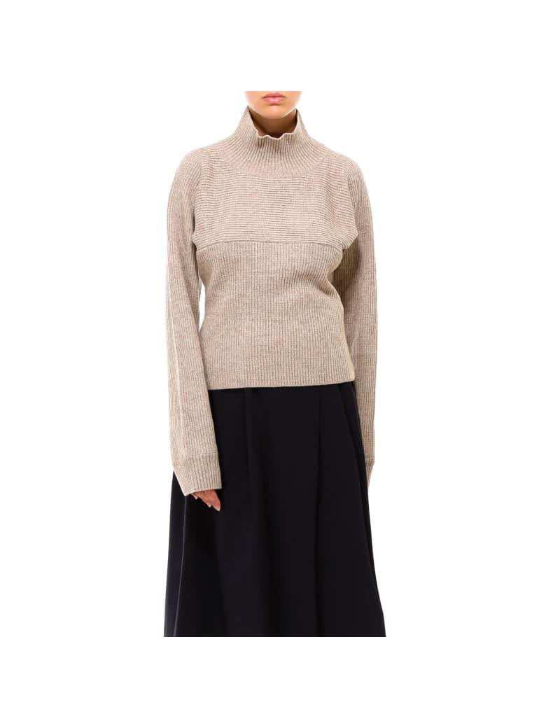 Le 17 Septembre Sweater - Beige