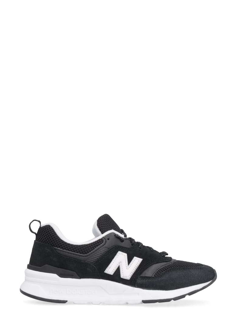 innovative design 336f2 1f268 Best price on the market at italist | New Balance New Balance 997 Suede And  Mesh Sneakers