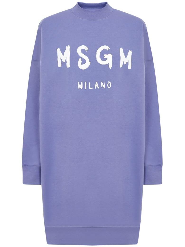 MSGM Dress - Lilac