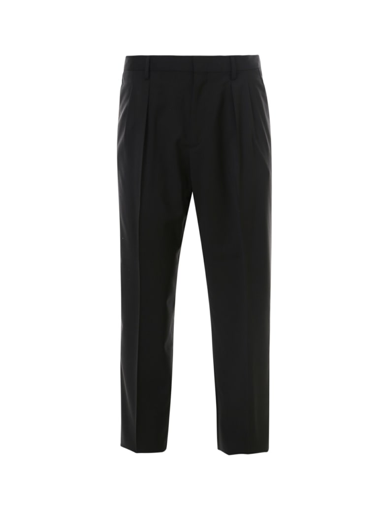 Valentino Trouser - Black