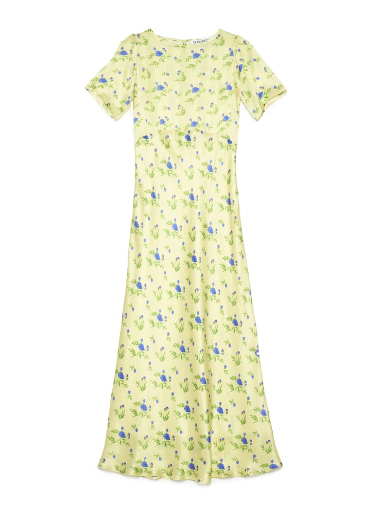 Bernadette 'jane' Dress - Giallo