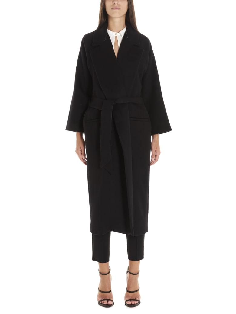 Elisabetta Franchi Celyn B. Coat - Black