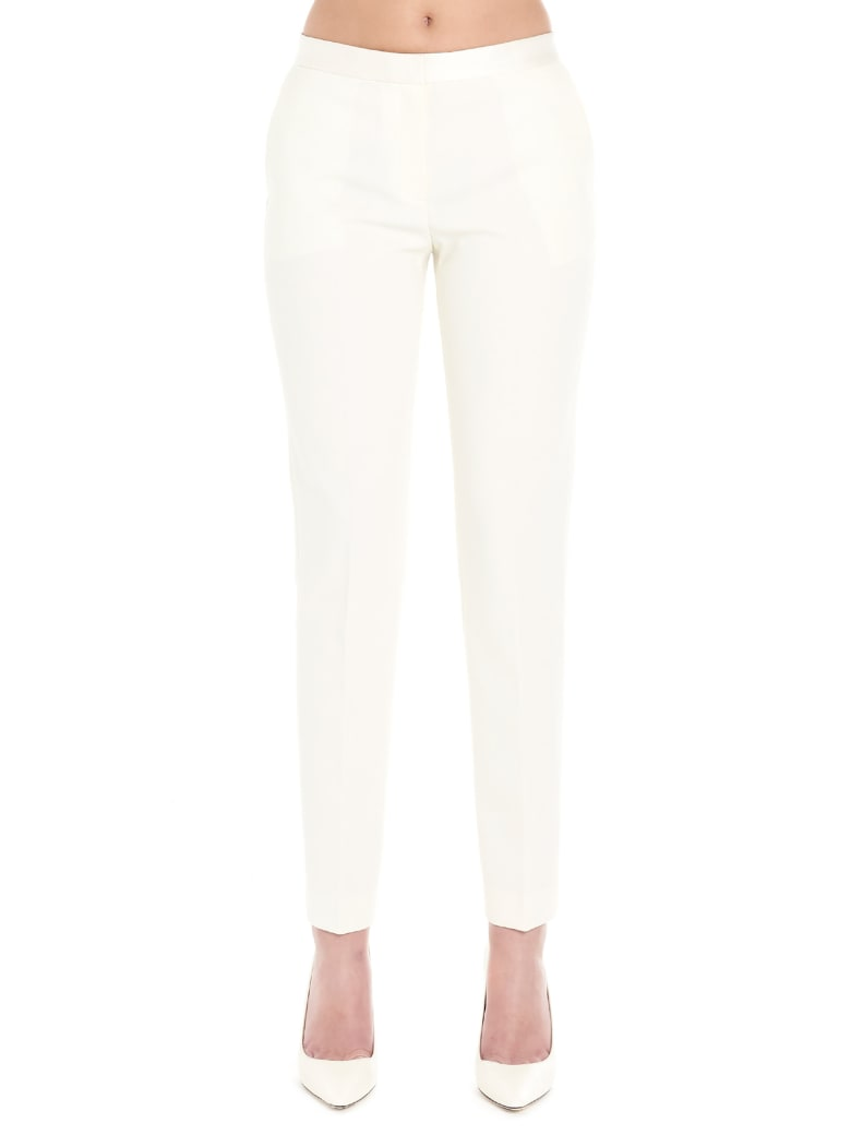 Theory 'tailor' Pants - White