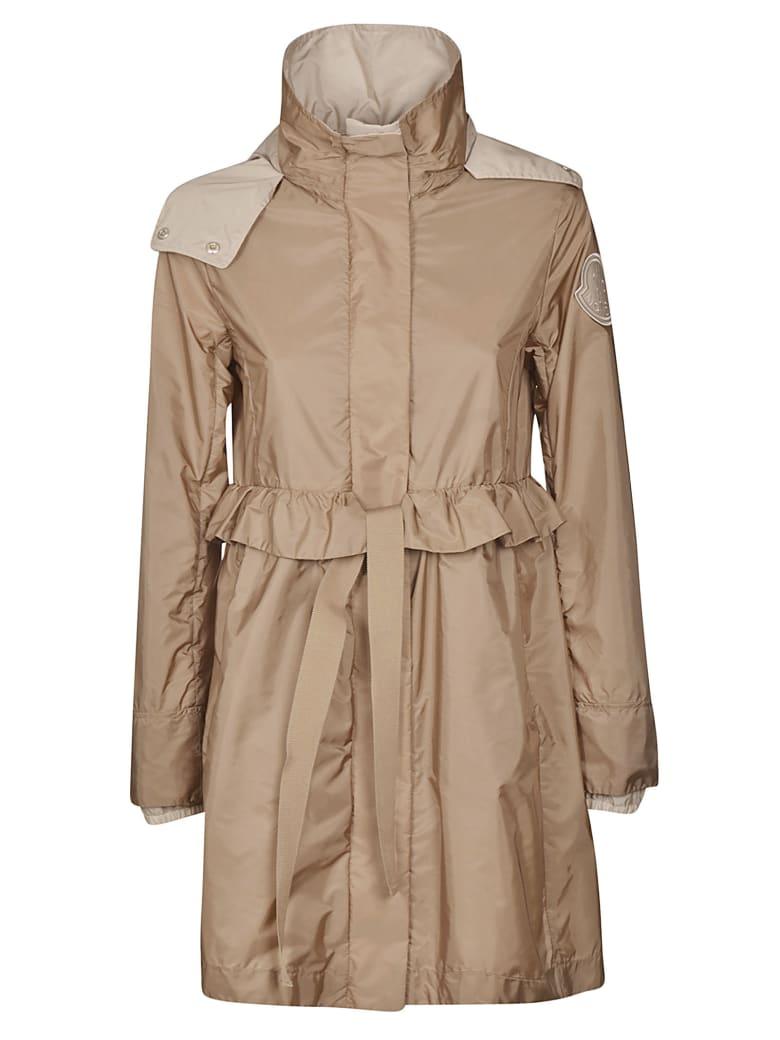 Moncler Coquille Raincoat - Beige