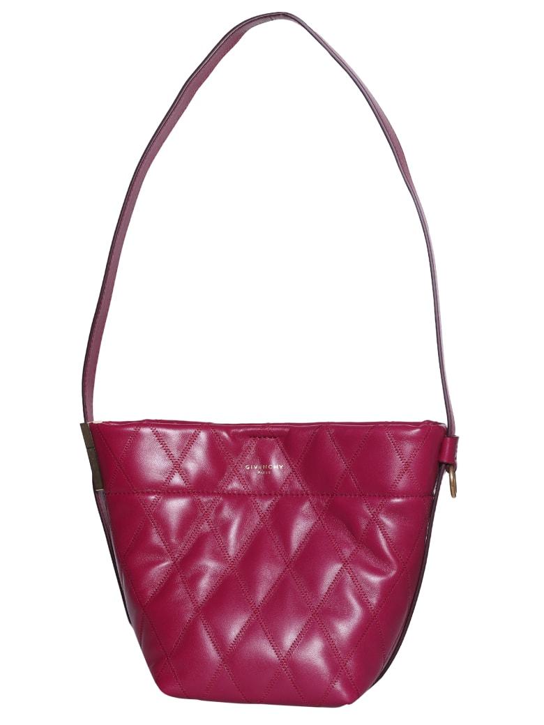 Givenchy Mini Gv Bucket Bag - Orchid purple