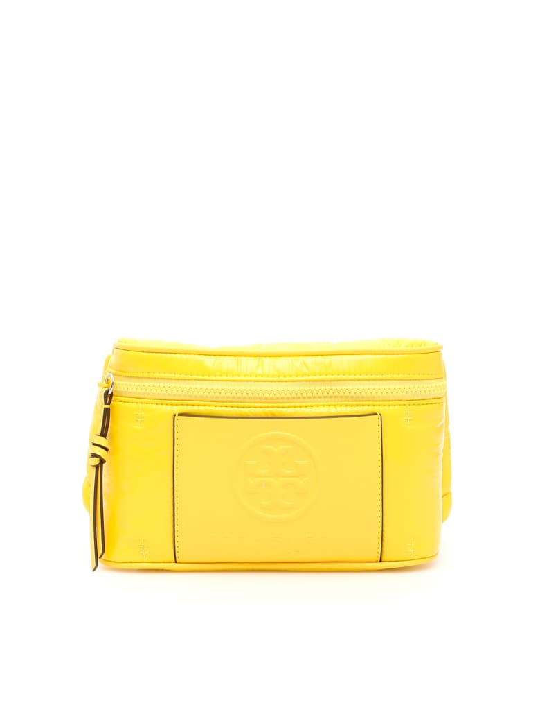 Tory Burch Perry Bombe' Beltbag - LIMONE (Yellow)