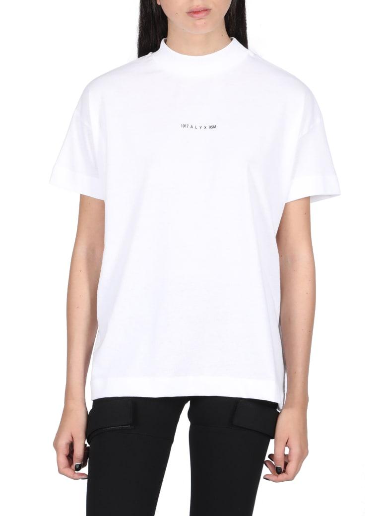 Alyx Short Sleeve T-Shirt - Bianco