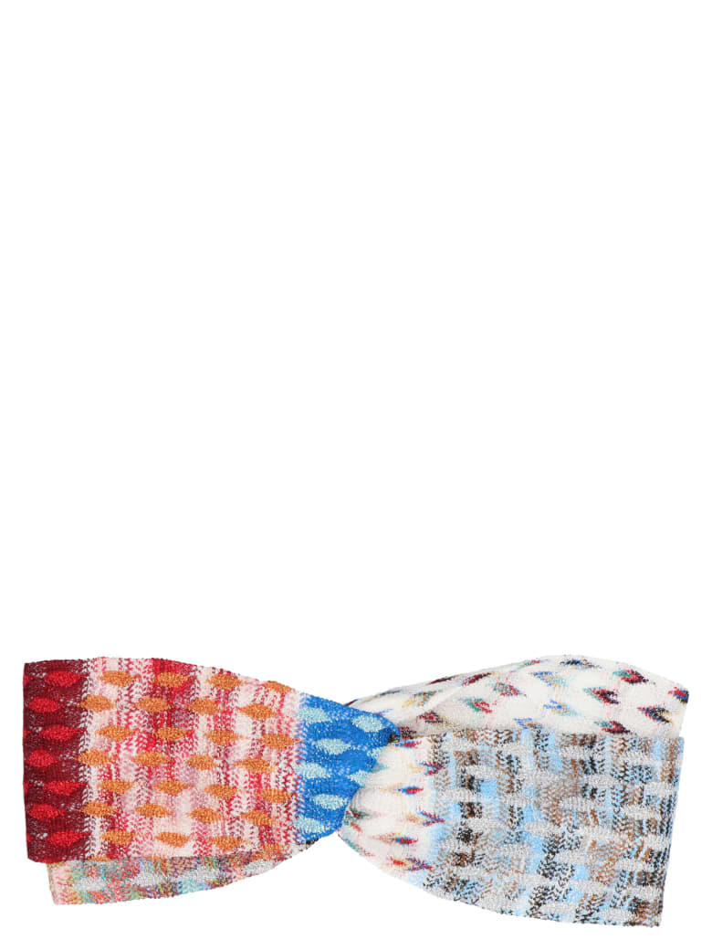 Missoni Headband - Multicolor