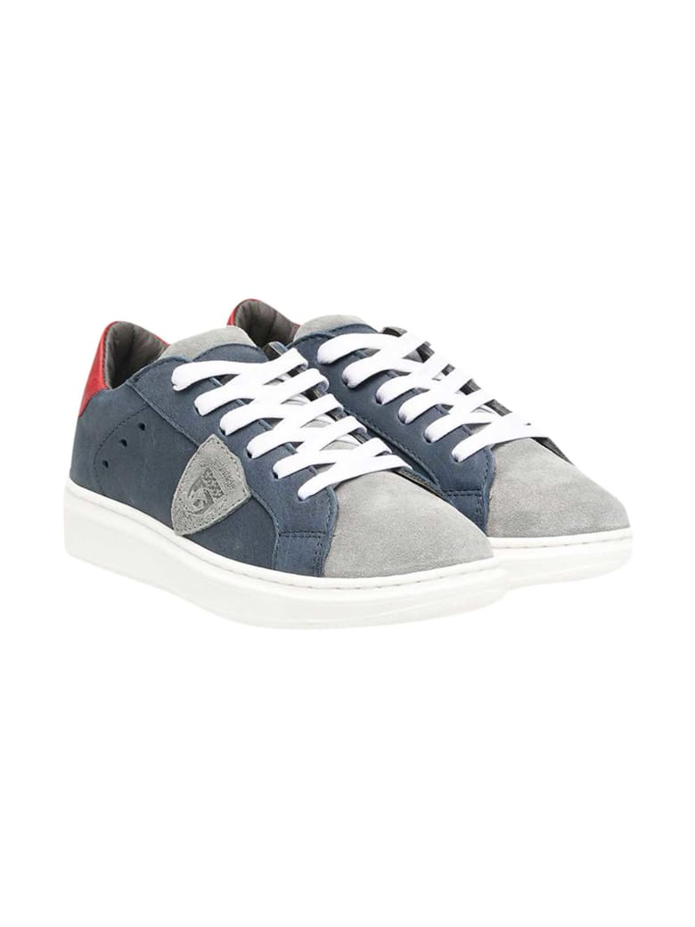 Philippe Model Multicolor Sneakers - Blu