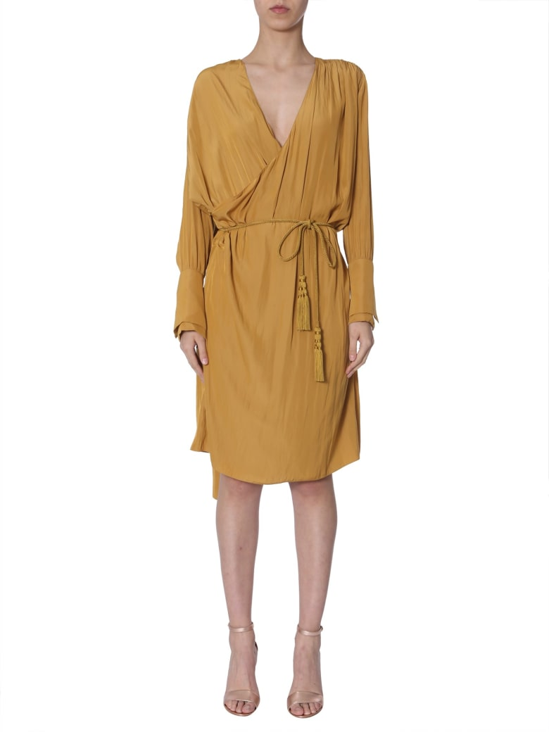 Lanvin Midi Dress - ORO