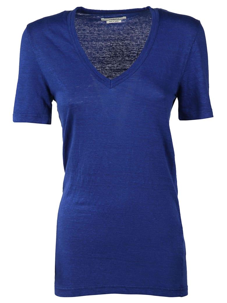 Isabel Marant Kranger T-shirt - blue