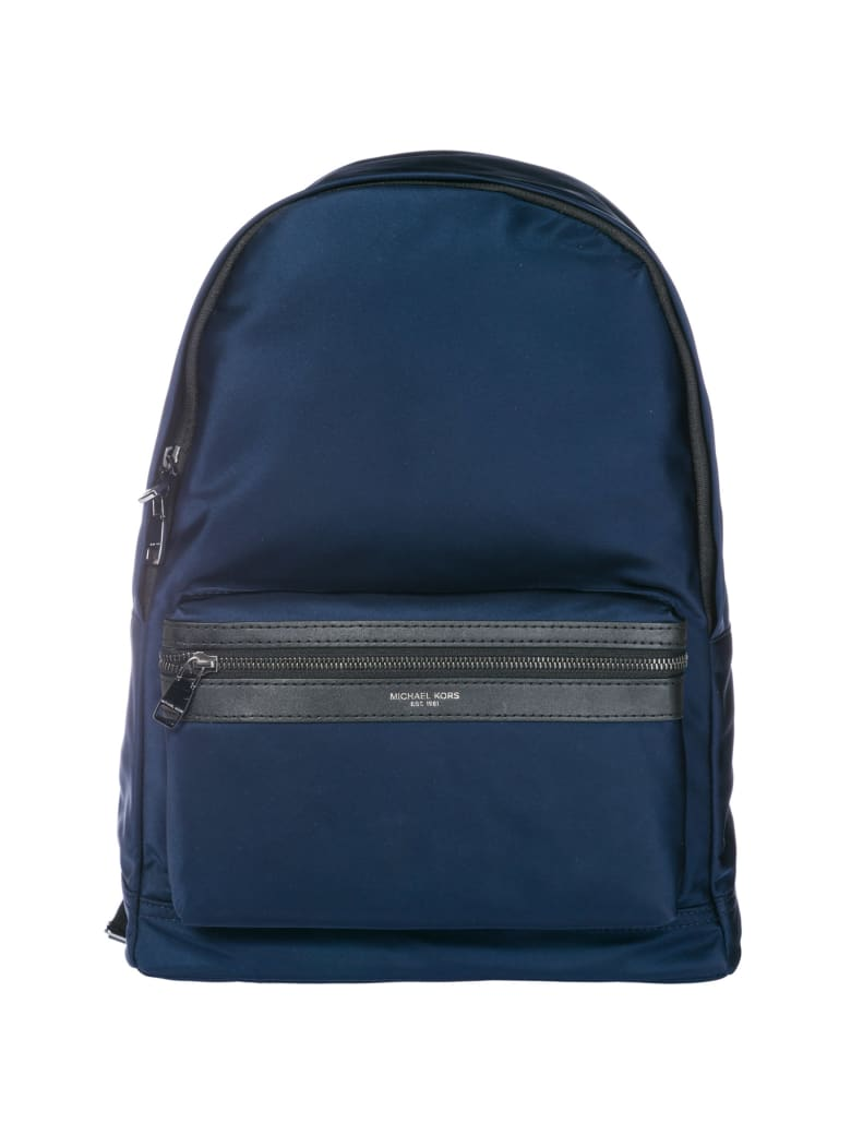 Michael Kors  Nylon Rucksack Backpack Travel Kent - Indigo