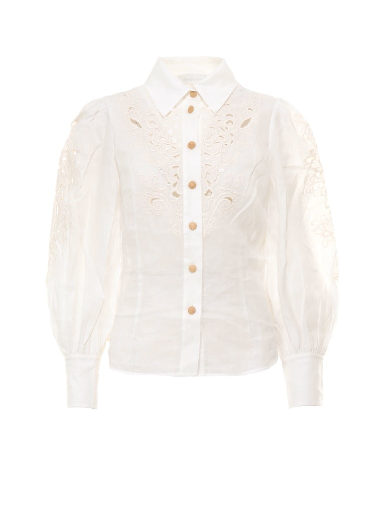 Zimmermann Shirt - Beige