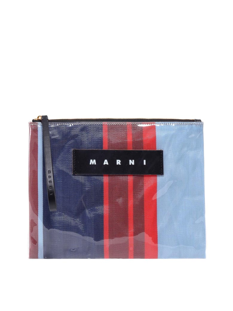Marni Clutch - Green