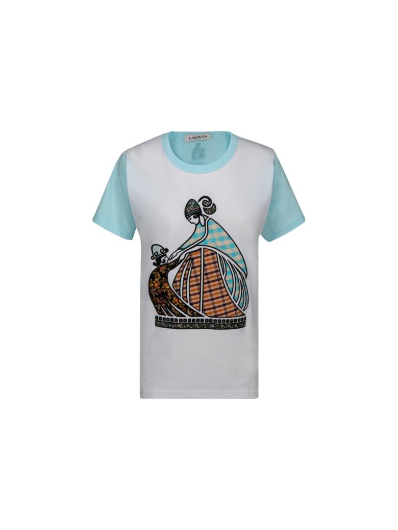 Lanvin T-shirt - Lanvin blue