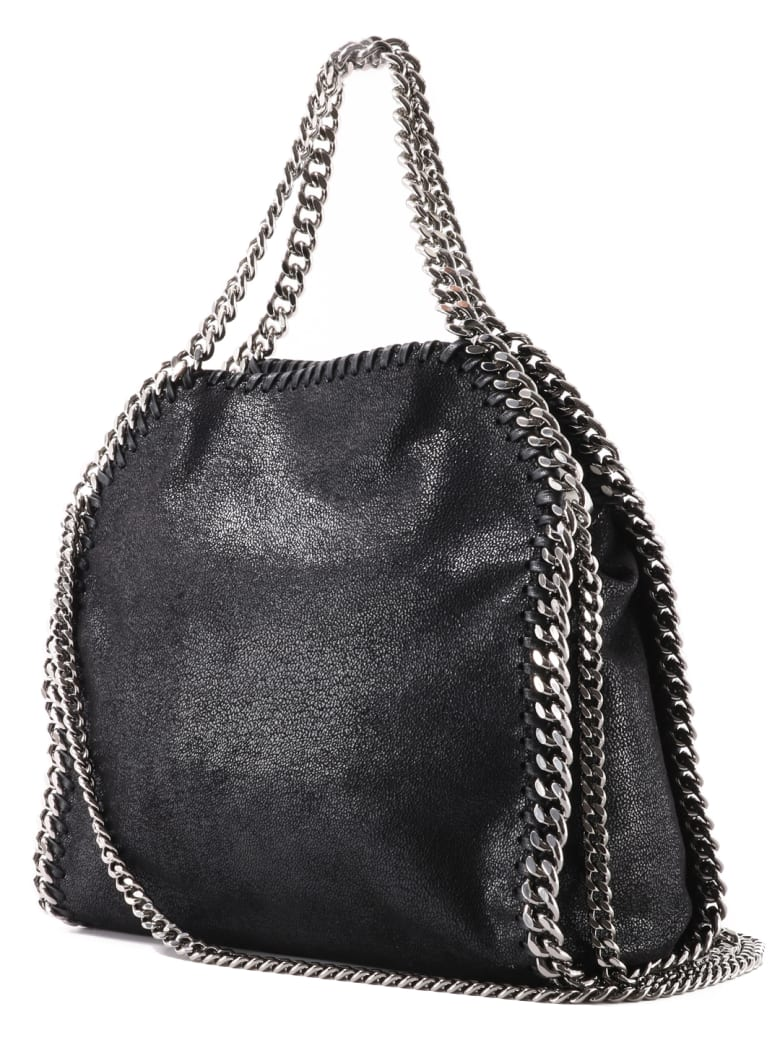 Stella McCartney Falabella Mini Tote Bag - Black