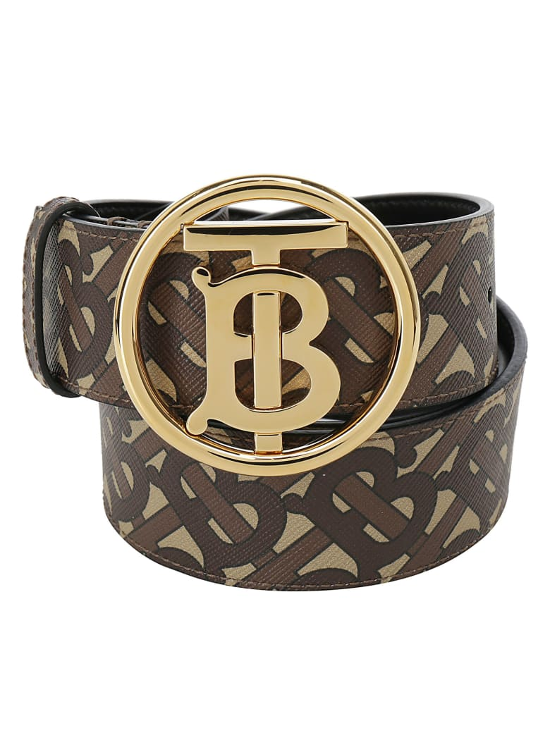 Burberry Belt - Bridle brown ip pttn