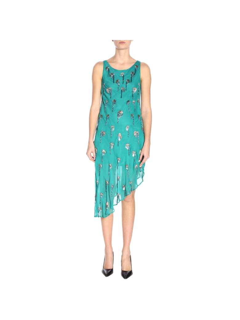 Just Cavalli Dress Dress Women Just Cavalli - green