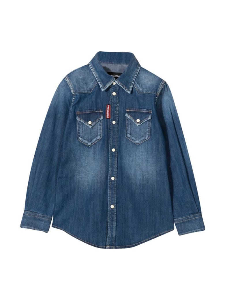 Dsquared2 Denim Shirt - Denim
