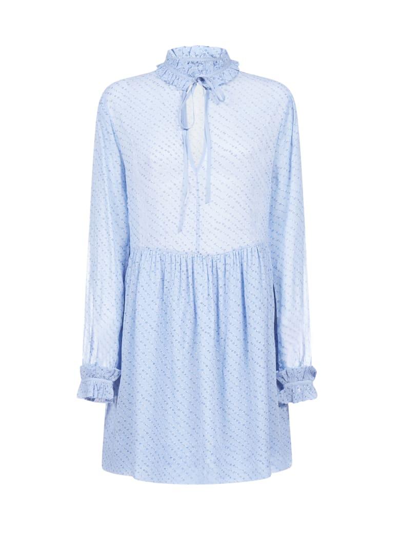 Ganni Dress - Forever blue