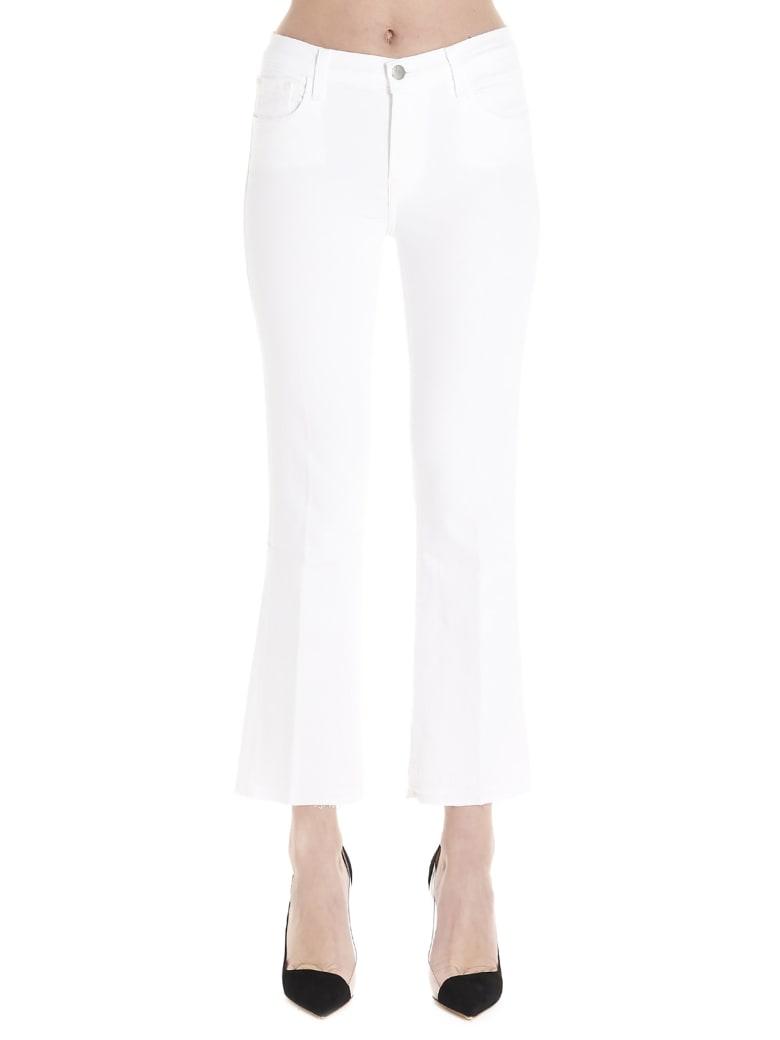 J Brand 'selena' Jeans - White