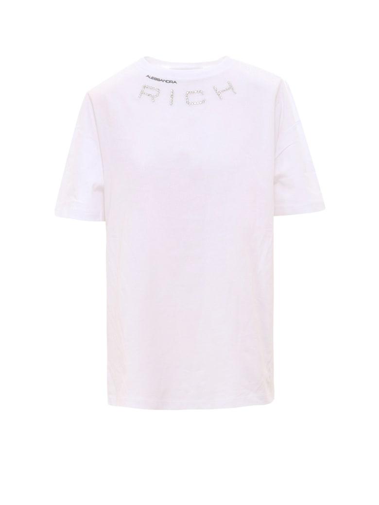 Alessandra Rich T-shirt - White