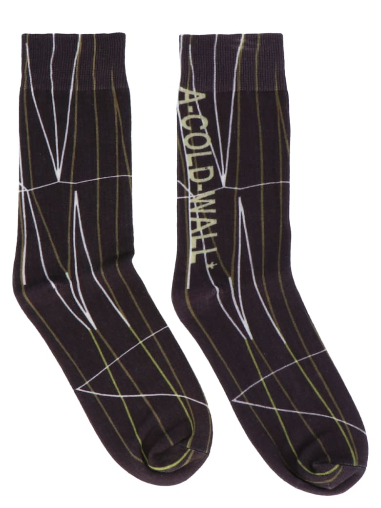 A-COLD-WALL Socks - Black