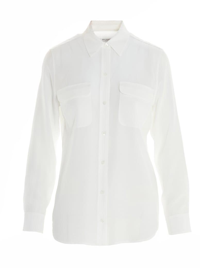 Equipment Shirt - White