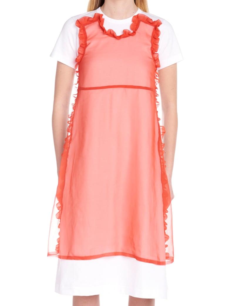 Comme Des Garçons Girl Dress - Multicolor