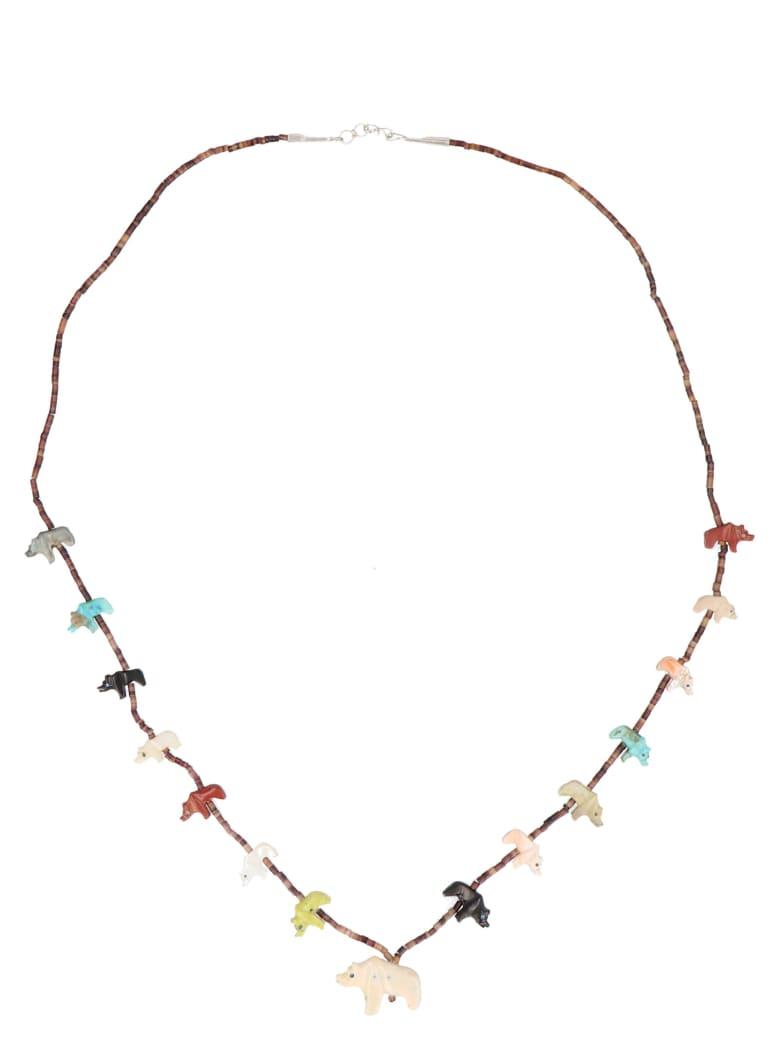Jessie Western 'bear Fetish' Necklace - Multicolor