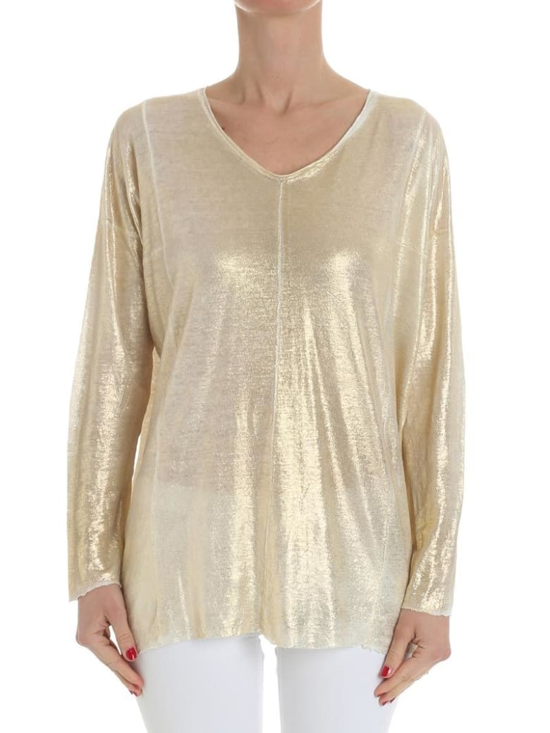 Avant Toi - Sweater - Gold