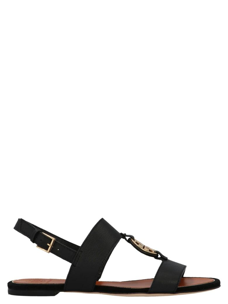 Tory Burch 'metal Miller' Shoes - Black