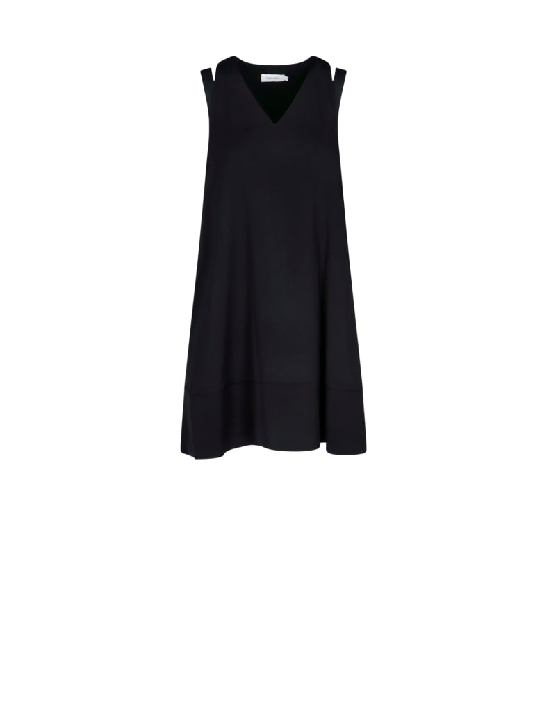 Calvin Klein Mini Dress - Black