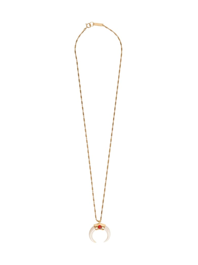 Isabel Marant Aimable Necklace - Beige