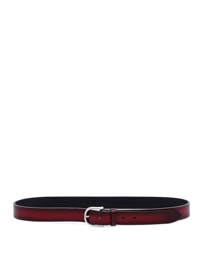 Orciani Belt - Red