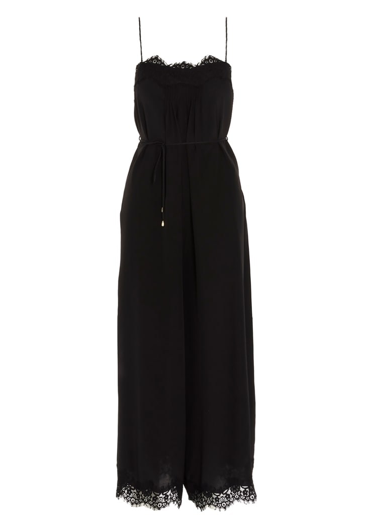 Zimmermann Jumpsuit - Black