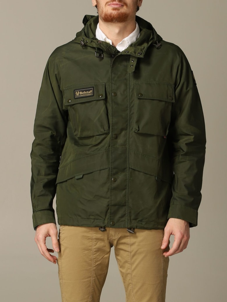 Belstaff Jacket Jacket Men Belstaff - military