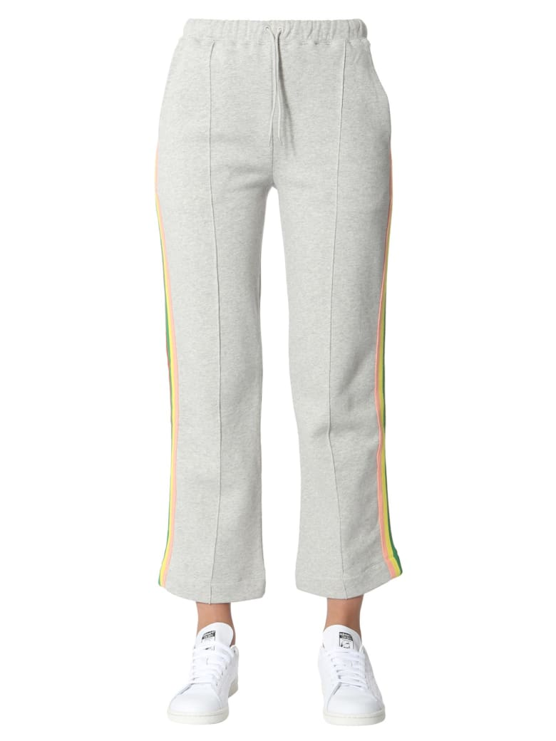 Etre Cecile Cropped Trousers - GRIGIO